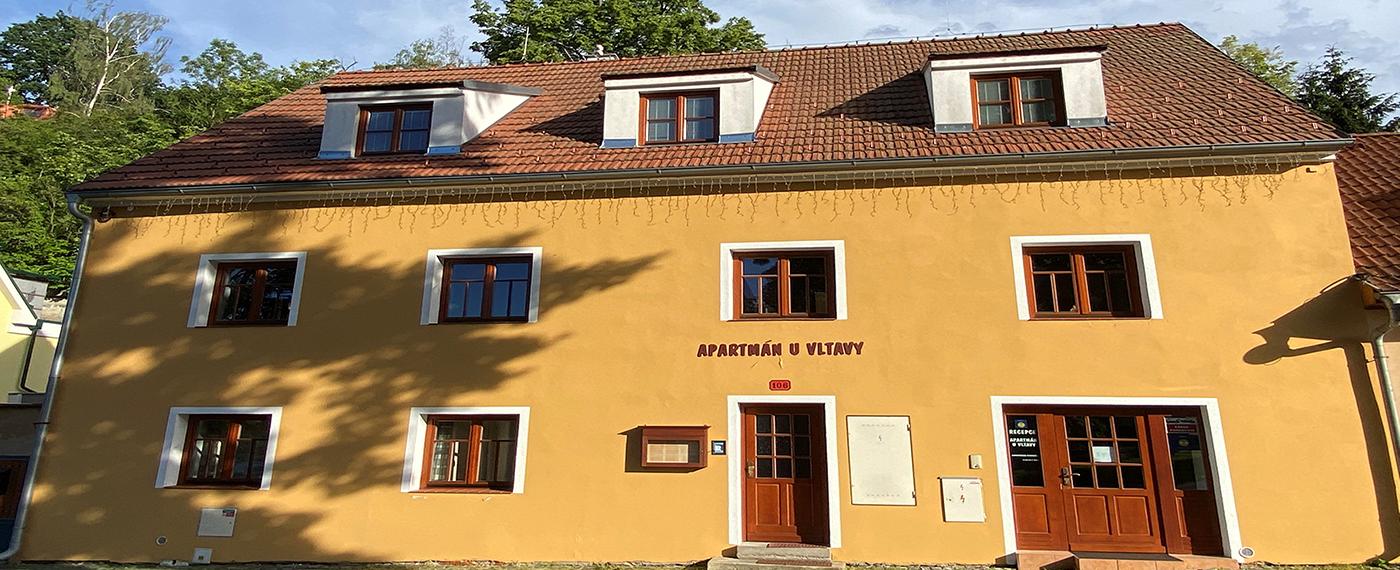 Apartmán U Vltavy